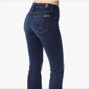7 For All Mankind Lexie Petite Bootcut Jeans